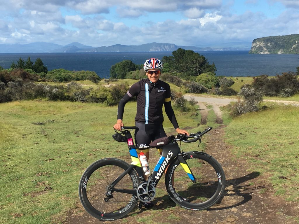 Exploring Lake Taupo - post race recovery adventures