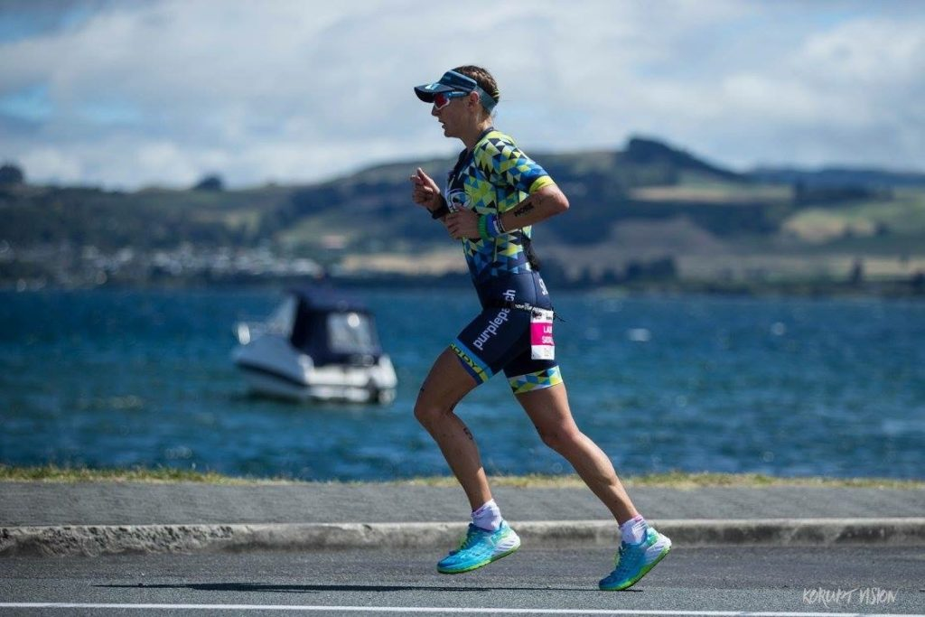 Running (Photo Korupt Vision / Australian Triathlete Magazine)