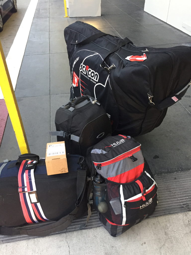 Packed up and Ready for NZ