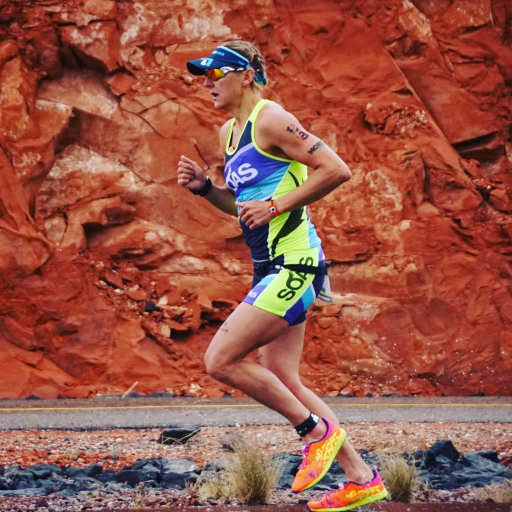 Red Rock Running (Photo cred. Sue Hutter)
