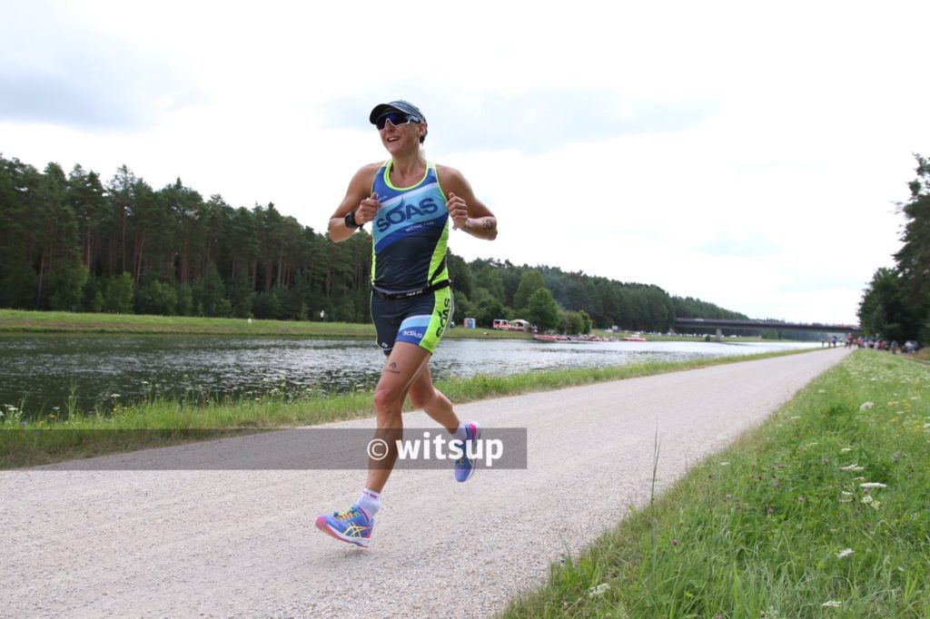 Loving the run course (pic Witsup.com)
