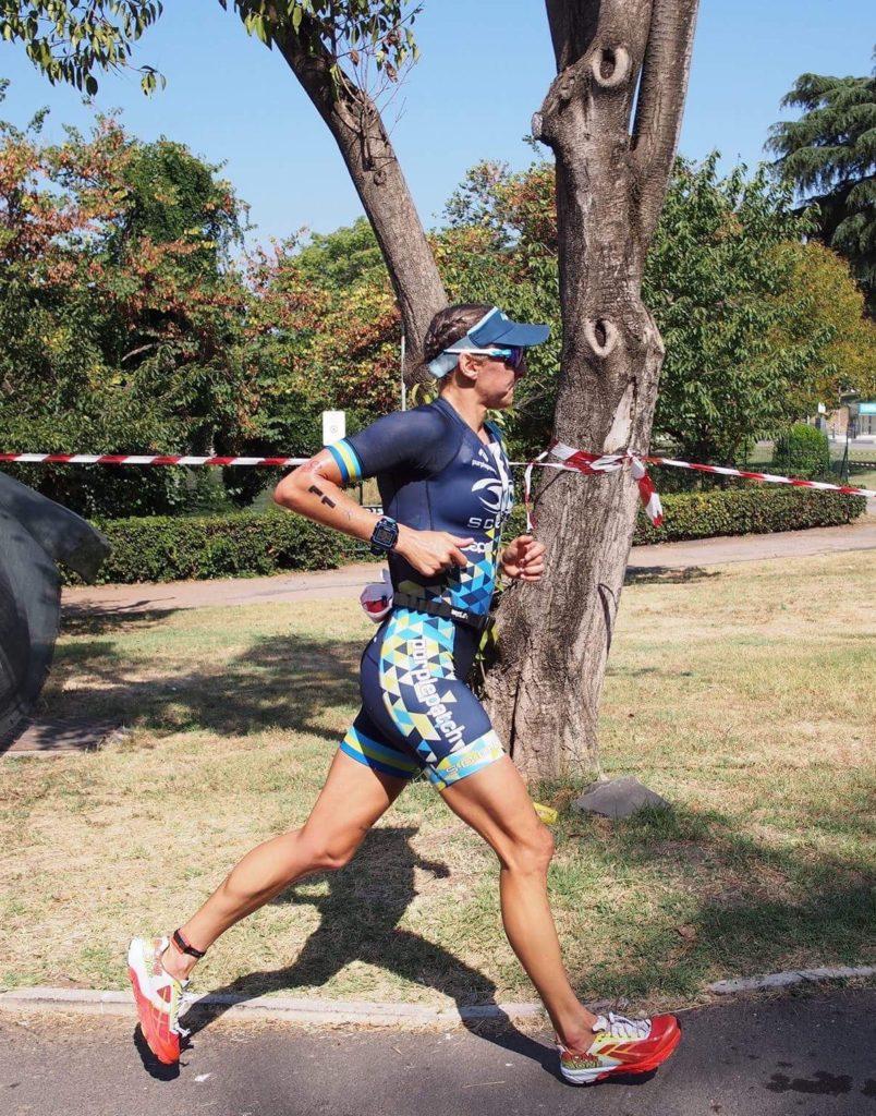 Running in Rome (Photo: Annabelle Bramwell)